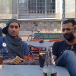 Nucleya & Avinash from Blot! in Geneva