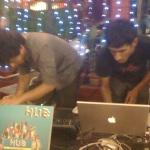 Hub - Calcutta launch with Jiver