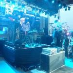 GNR backstage